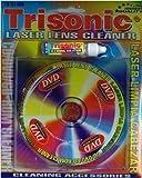 Trisonic CD/DVD/CD-ROM Laser Lens Cleaner-Liquid Included