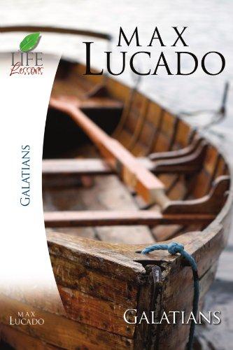 Galatians (Life Lessons) (Tim Keller Gospel In Life Study Guide)