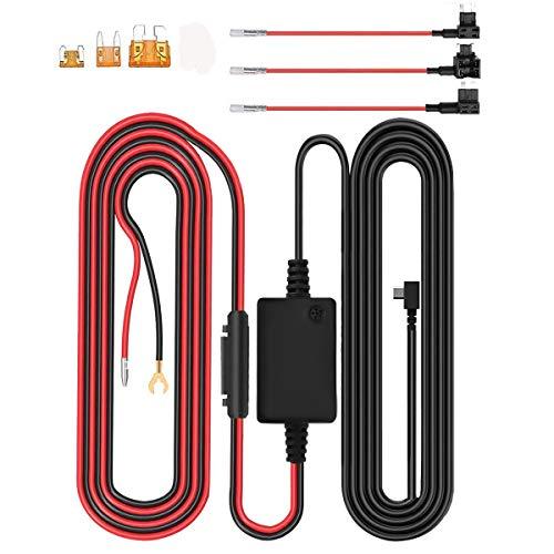 Dash Cam Hardwire Kit, for Garmin 010-12530-03 Power Cord,for Garmin Garmin C Power Wiring Diagram on