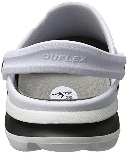 Shi Dux Duflex Ortho 8905020 Clog Chung Weiss UdqZw5d