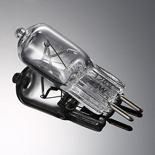 Godox 75W 120V Photo Studio Modeling Flash Tube Lamp Bulb for Compact Studio Flash Strobe Light Speedlite 100V~120V