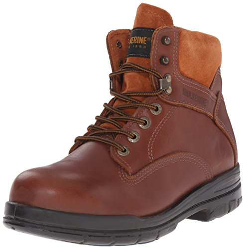 Wolverine Men's W03120 Durashock SR Boot, Brown, 10.5 M US