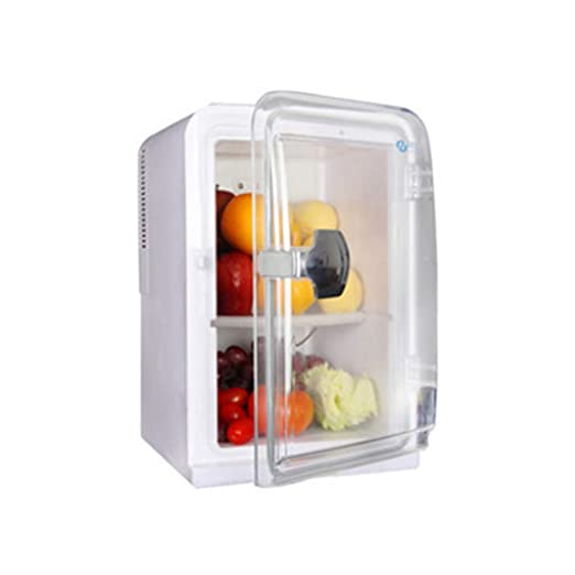ADKINC Refrigerador Vertical de 15 l con congelador de Montaje ...