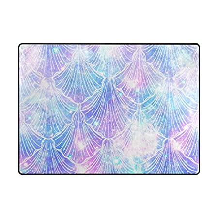 514pGotlHXL._SS450_ 50+ Mermaid Themed Area Rugs