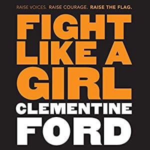 Fight Like a Girl Audiobook