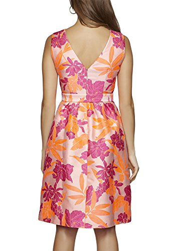 Damen Mehrfarbig APART Multicolor Kleid Fashion 34152 pUU0nqF8