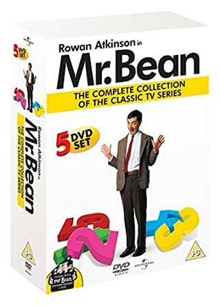 Mr bean the complete collection of the classic tv series series 1 mr bean the complete collection of the classic tv series series 1 5 solutioingenieria Gallery