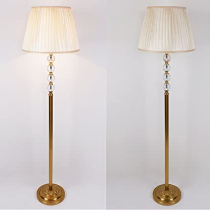 Table lamp CAICOLOR Crystal American Living Room Study ...