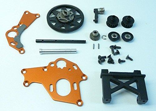HPI Sprint 2 Flux * MOTOR MOUNT / SPUR / PINION GEAR * belt Vektor 5900kV 106159