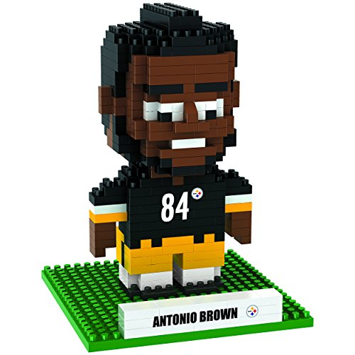 (Pittsburgh Steelers Brown A. #84 3D Brxlz - Player)
