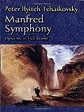 Manfred Symphony, Peter Ilyitch Tchaikovsky, 0486445402