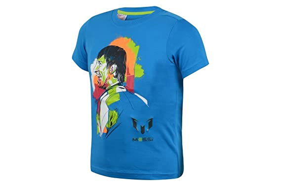a72108059f3 adidas T Shirt Boys Girls YB Messi Junior Kids (14-15 Years): Amazon.co.uk:  Clothing