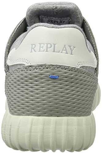 Format grey Sneaker Replay Grigio Uomo 28 dgUxxn7
