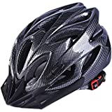 R.X.Y Adult Cycling Bike Helmet,CPSC Certified Lightweight Unisex Bike Helmet,Premium Quality Airflow Bike Helmet