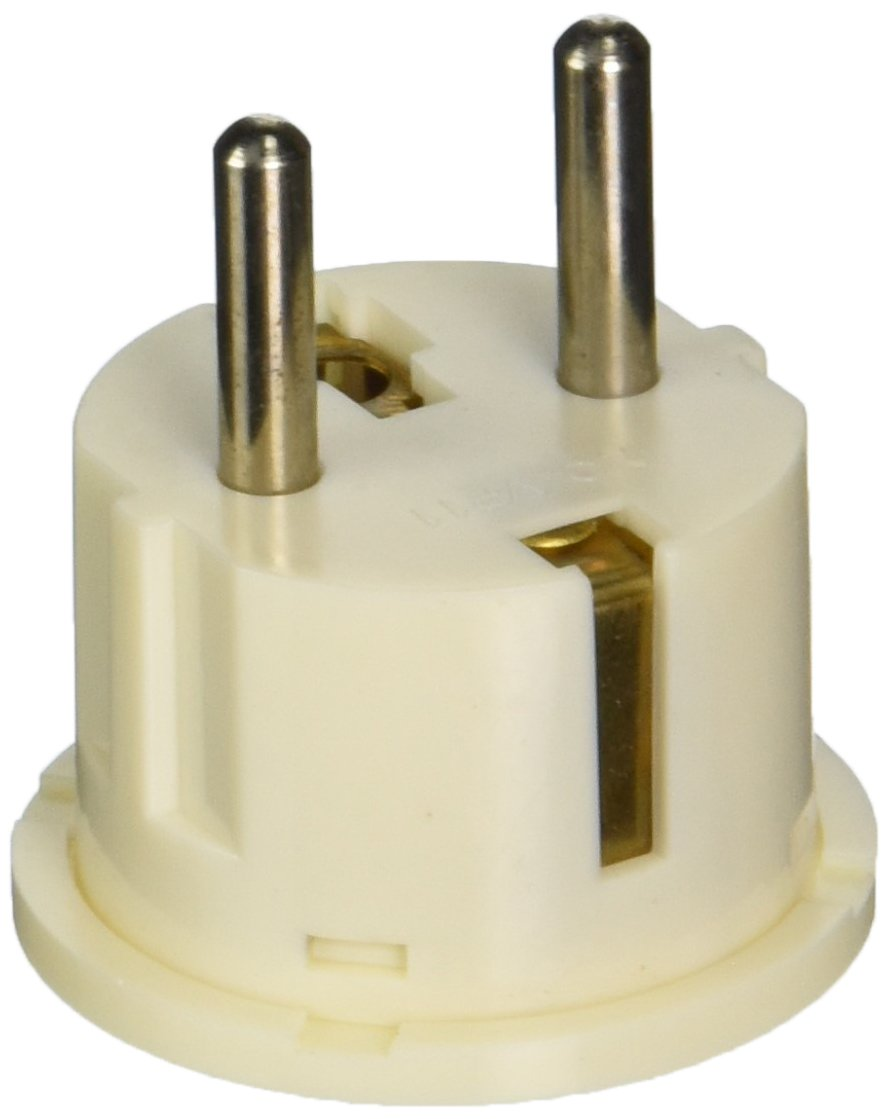 Vct Usa To Europe Travel Plug Adapter Grounded German Shucko Be Sure Use The Properly Rated Electrical Box Designed Used Vp 11w Europlug Converter