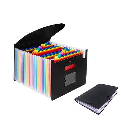 Carpeta de documentos A4 youtoo Pult carpeta Nou carpeta – Archivador Oficina – Archivador de plástico