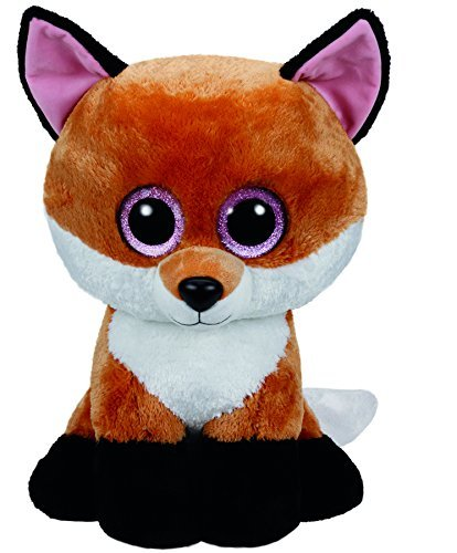 aed13898df1 Image Unavailable. Image not available for. Color  Ty Beanie Boos Slick Fox  ...