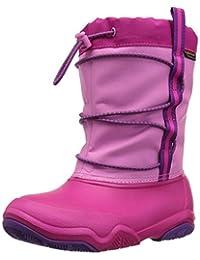 Crocs Kid's Swiftwater Waterproof Snow Boots