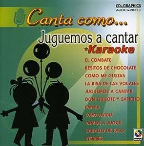 Juguemos a Cantar