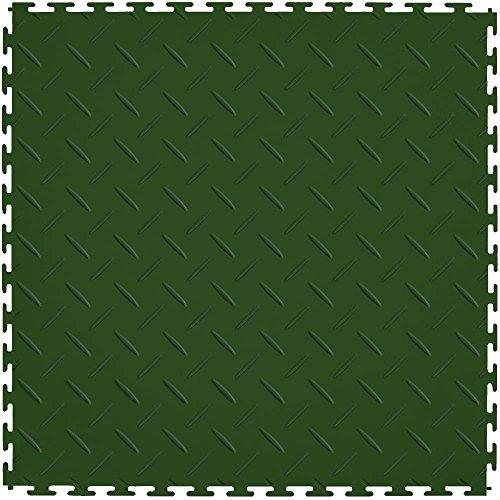 Flooring Plate Diamond Vinyl (IT Tile ITDP450FG45 Diamond Plate)