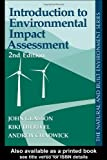 img - for Introduction To Environmental Impact Assessment (Natural and Built Environment Series) book / textbook / text book