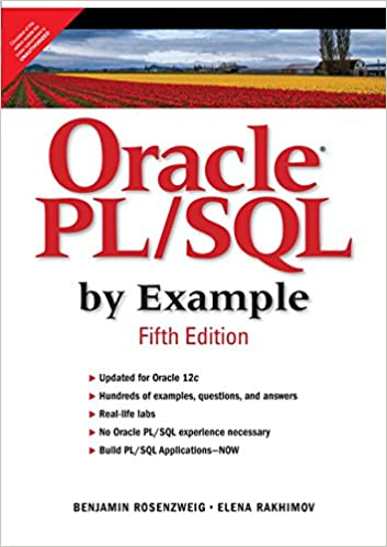 buy oracle plsql by example 5e book online at low prices in india oracle plsql by example 5e reviews ratings amazonin