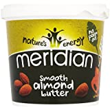 Meridian Almond Butter Smooth (1 KG)