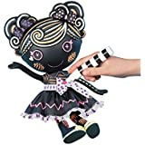 Lalaloopsy Color Me Trace E. Doodles Doll - Creative Chalkboard Erasable Drawing Doll, Includes Markers - 13 x 6 x 15 Inches