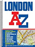 London Street Atlas AZ Spiral*** (A-Z Street Atlas) by Geographers' A-Z Map Company (2012-07-31)