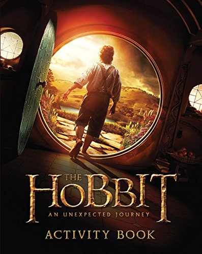The Hobbit: An Unexpected Journey Activity Book -