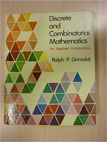 Discrete Mathematics By Grimaldi Pdf