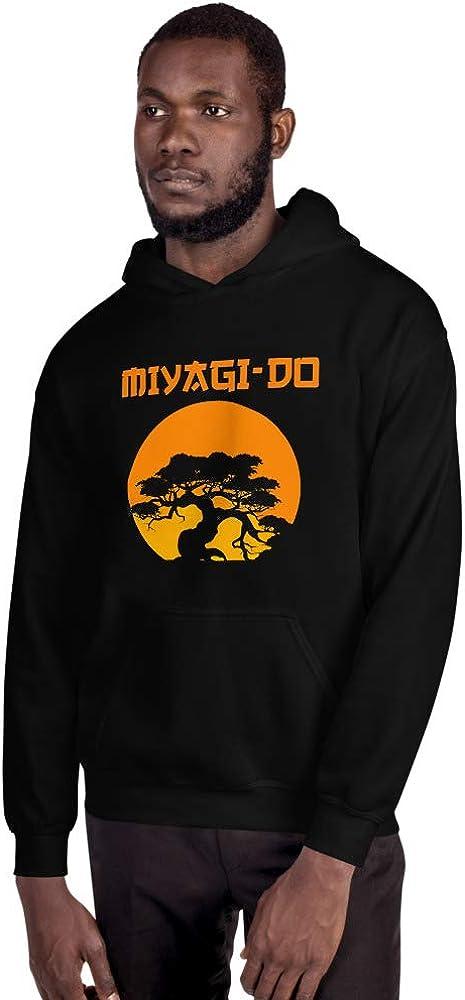 JG Infinite Miyagi Bonsai Tree Unisex Hoodie