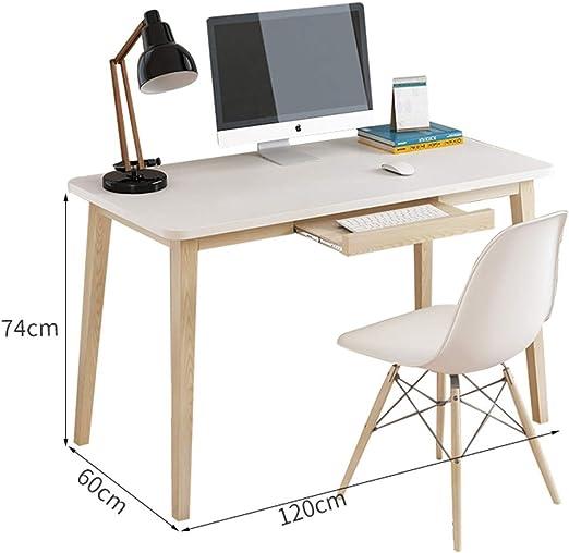 YNN Table Escritorio de la Mesa de Comedor del Escritorio de la ...