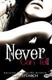 Never Can Tell: A New Adult Romance (Never Say Never Book 4)