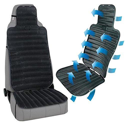 TRUCK DUCK Bel/üftete Sitzauflage f/ür LKW Bus Transporter Wohnmobil Sitz Bel/üftung Sitzbezug Sitzmatte