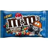M&M's Pretzel Chocolate Candies (1) 9.90 OZ Bag Candy m&m's Candy