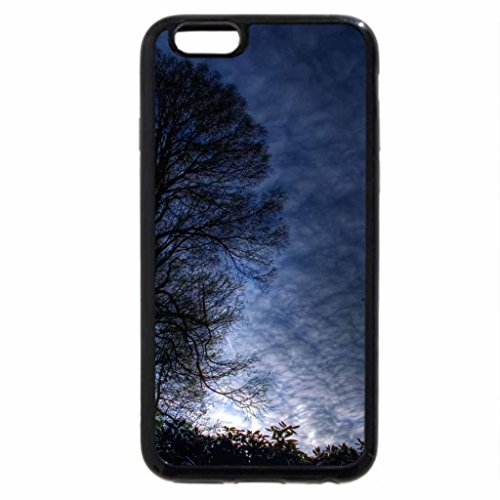 iPhone 6S / iPhone 6 Case (Black) Blue morning