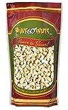 Cashews, Whole, Raw, Bulk Nuts - We Got Nuts (1 LB.)