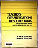 Teacher's Communication Resource Book, P. Susan Mamchak and Steven R. Mamchak, 0138883556