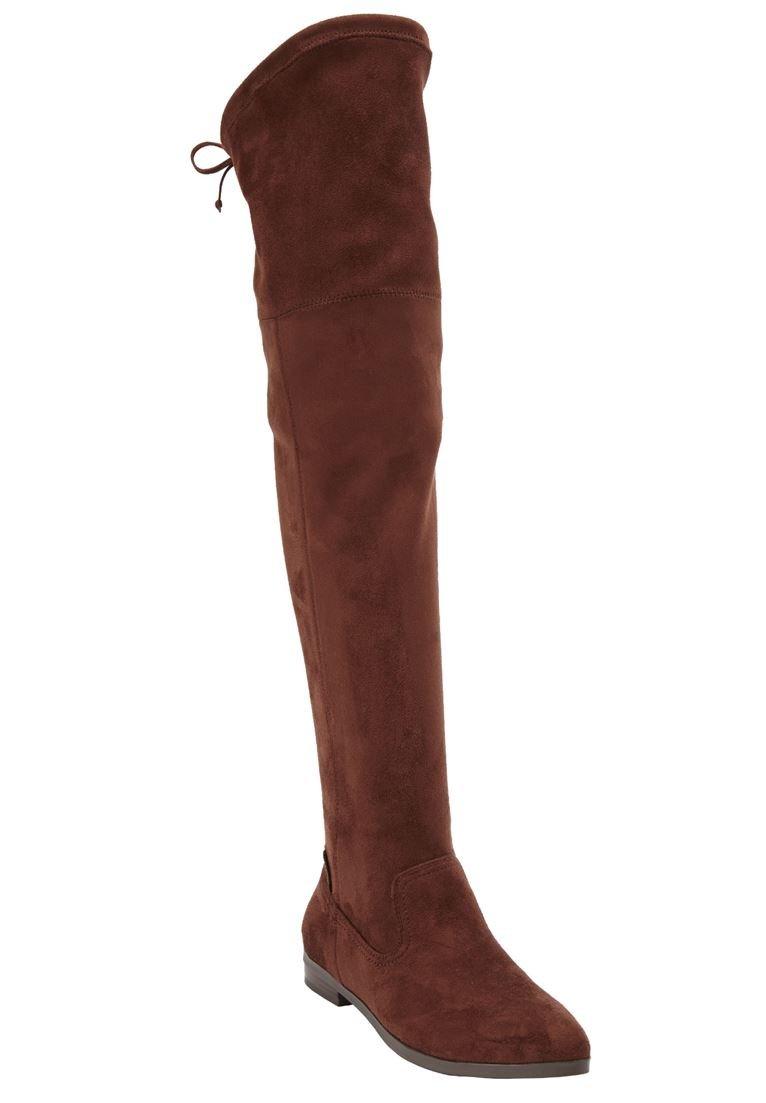 The Cameron Wide Calf Boot