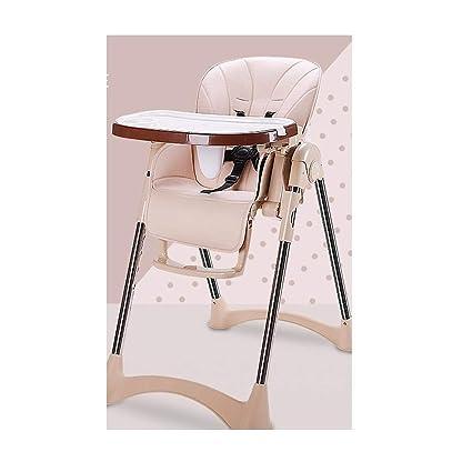 Práctico bebé multifuncional mesa de comedor y silla para bebés de ...