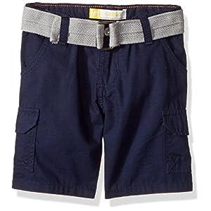 Lee Boys' Belted Ripstop Cargo Short