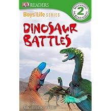 DK Readers L2: Boys' Life Series: Dinosaur Battles
