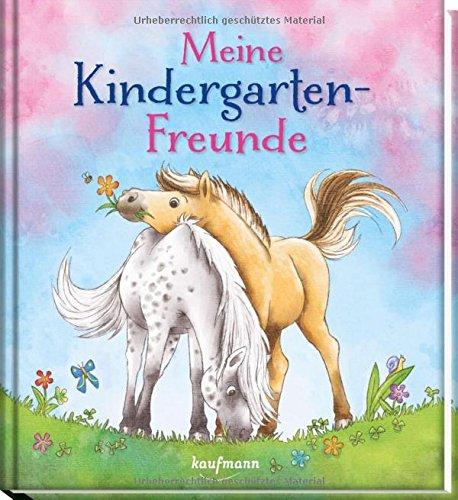 Meine Kindergarten-Freunde: Pony (Freundebücher für den Kindergarten)