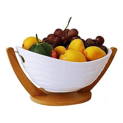 WeieW Menaje de casa Bandeja de Frutas Bandeja de Frutas Bandeja de Frutas Bandeja de Frutas