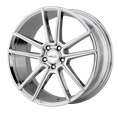 Helo HE911 17x7 5x114.3  +38mm Chrome Wheel Rim