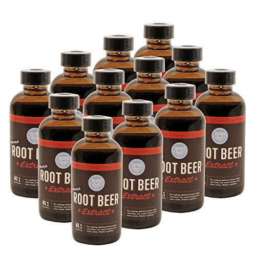 Hires Big H Root Beer Extract, Make Your Own Root Beer - 12 Pack]()