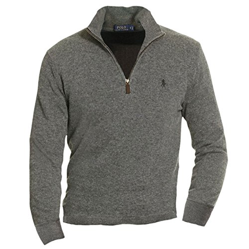 Zip Merino Wool Sweater - 7