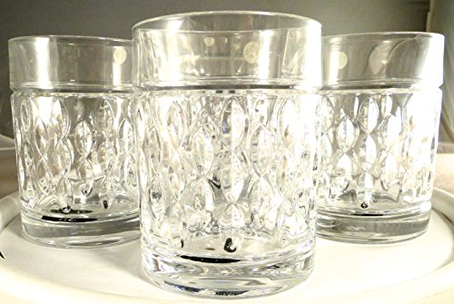 (Ralph Lauren Aston Double Old Fashioned Glasses Set of Four (4))