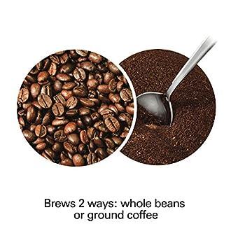 Self Grinding Coffee Maker Image